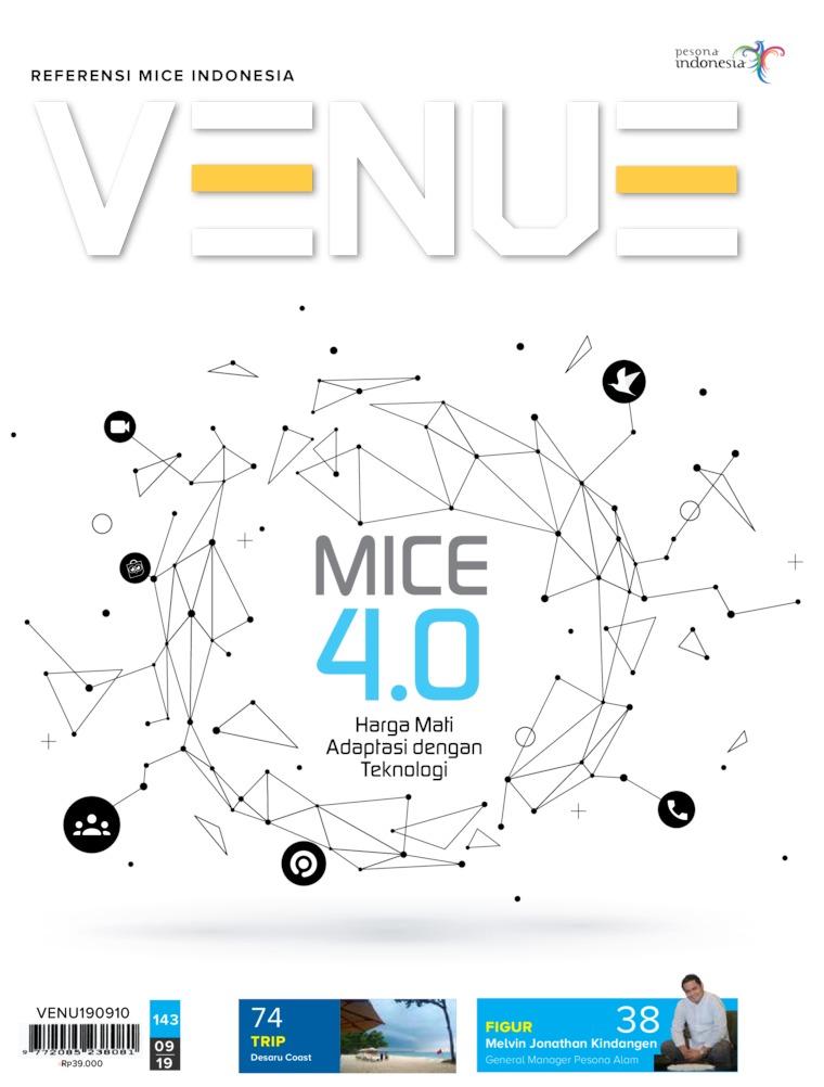 VENUE Digital Magazine ED 143 September 2019