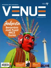 VENUE Magazine Cover ED 140 June 2019