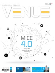 VENUE Magazine Cover ED 143 September 2019