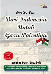 Dari Indonesia Untuk Gaza by Anggar Putri Cover