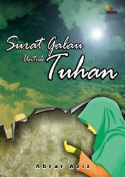 Cover Surat Galau Untuk Tuhan oleh Abrar Aziz