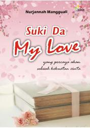 Suki Da My Love by Nurjannah Mangguali Cover