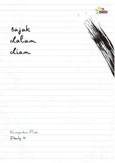Buku Digital Sajak Dalam Diam oleh Deddy Y