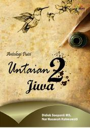 Cover Untaian Dua Jiwa oleh Nurhasanah Rachmawati