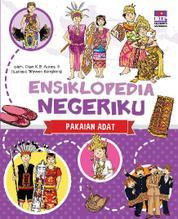 Cover Ensiklopedia negeriku: Pakaian Adat oleh