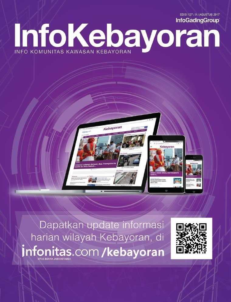 Majalah Digital InfoKebayoran Agustus 2017