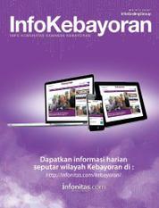 InfoKebayoran Magazine Cover July 2017