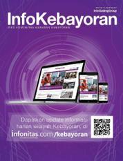 InfoKebayoran Magazine Cover August 2017