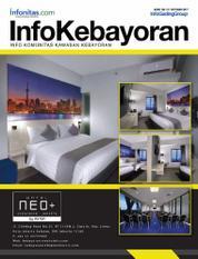 InfoKebayoran Magazine Cover October 2017