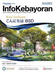 InfoKebayoran Magazine Cover November 2017
