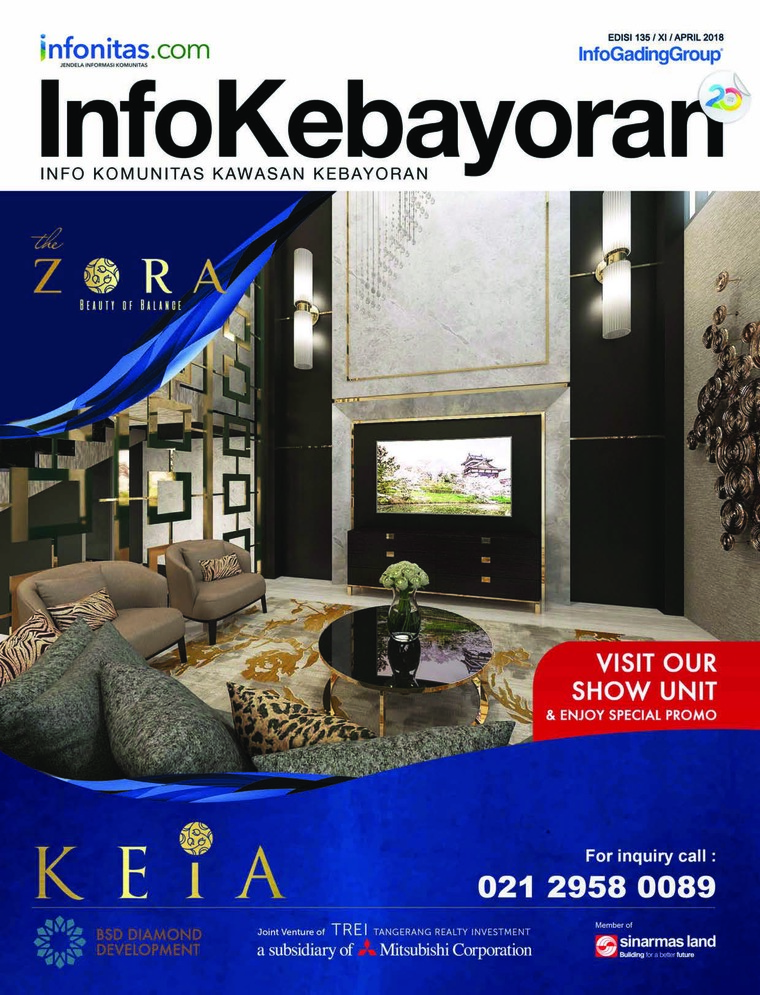 Majalah Digital InfoKebayoran April 2018