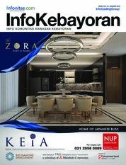 Cover Majalah InfoKebayoran Januari 2018