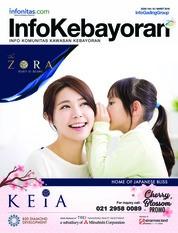Cover Majalah InfoKebayoran Maret 2018