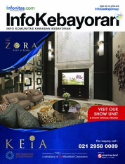 InfoKebayoran Magazine Cover April 2018