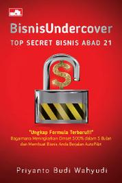 BISNIS UNDERCOVER by Cover