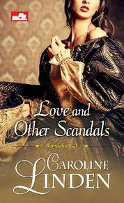 HR: Love and Other Scandals by Caroline Linden Cover