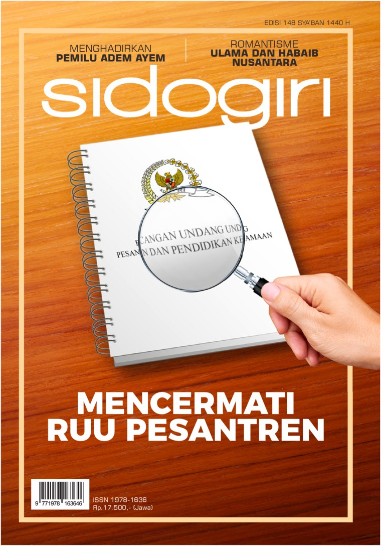 Majalah Digital Sidogiri ED 148 April 2019
