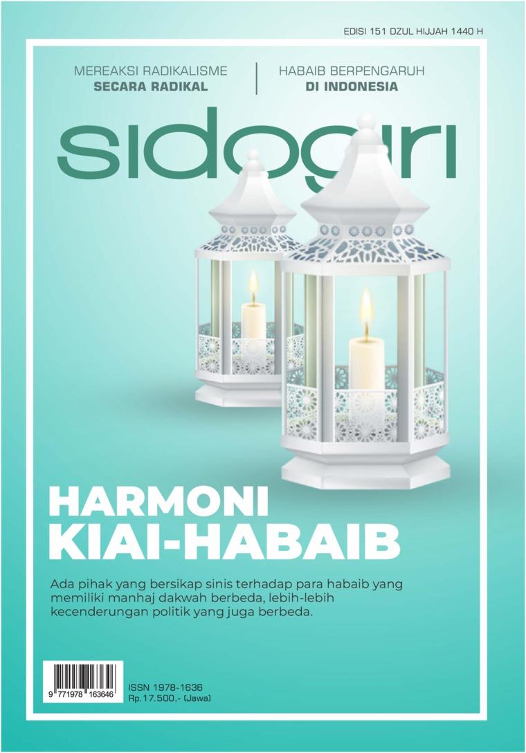 Sidogiri Digital Magazine ED 151 August 2019