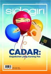 Cover Majalah Sidogiri ED 137 April 2018