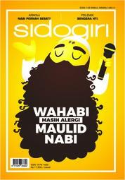Cover Majalah Sidogiri