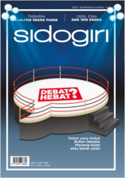 Sidogiri Magazine Cover ED 149 June 2019