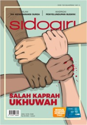 Cover Majalah Sidogiri ED 152 September 2019