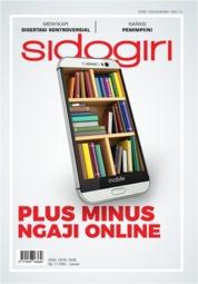 Sidogiri Magazine Cover ED 153 OKT 2019