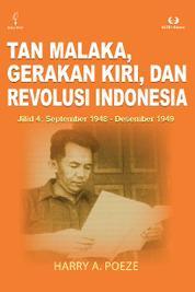 Tan Malaka Gerakan Kiri, Dan Revolusi Indonesia jilid 4 by Cover
