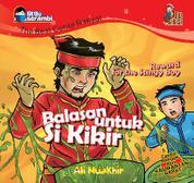 Cover Balasan Untuk Si Kikir oleh Ali Muakhir