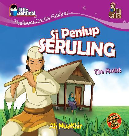 Si Peniup Seruling by Ali Muakhir Digital Book