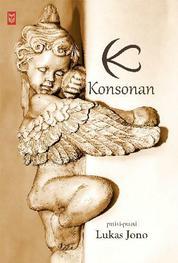 Konsonan by Lukas Jono Cover
