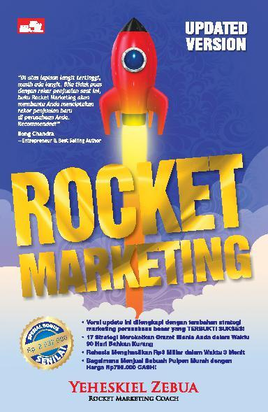 Rocket Marketing (Updated Version) by Yeheskiel Zebua Digital Book