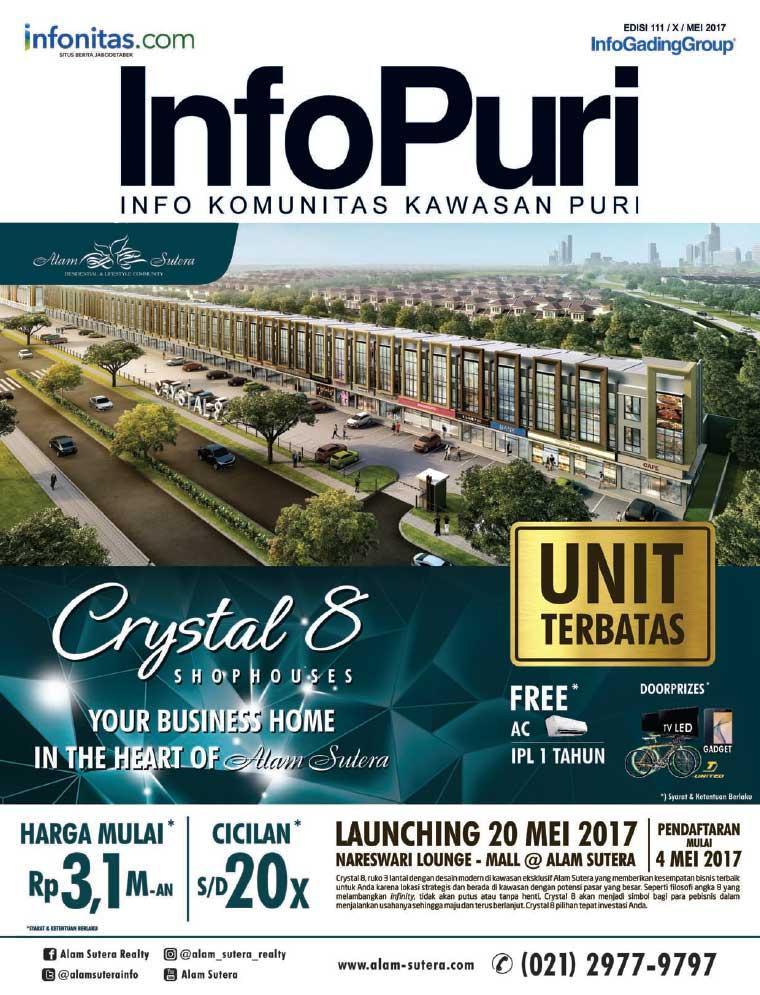 Majalah Digital InfoPuri Mei 2017