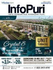Cover Majalah InfoPuri Mei 2017