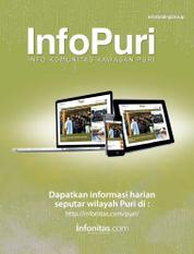 Cover Majalah InfoPuri Juli 2017
