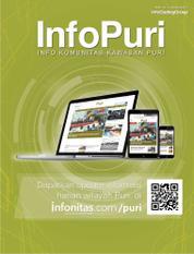 Cover Majalah InfoPuri Agustus 2017