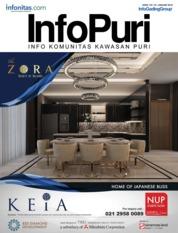 Cover Majalah InfoPuri Januari 2018