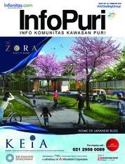 Cover Majalah InfoPuri Februari 2018