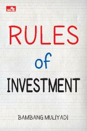 Rules of Investment by Cover