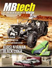 MBtech e-Magazine Magazine Cover ED 05 March 2017