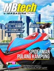 Cover Majalah MBtech e-Magazine ED 07 Desember 2017