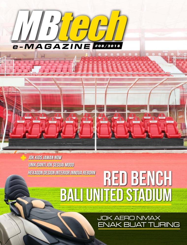 Majalah Digital MBtech e-Magazine ED 08 Juli 2018