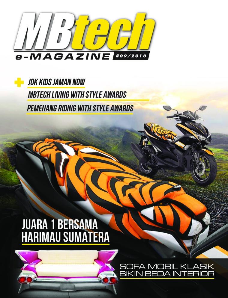Majalah Digital MBtech e-Magazine ED 09 Desember 2018
