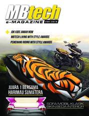 Cover Majalah MBtech e-Magazine ED 09 Desember 2018