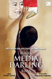 Cover Megawati dalam Catatan Wartawan: Bukan