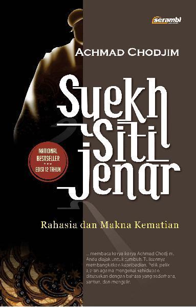 Buku Digital Syekh Siti Jenar: Rahasia dan Makna Kematian oleh Achmad Chodjim