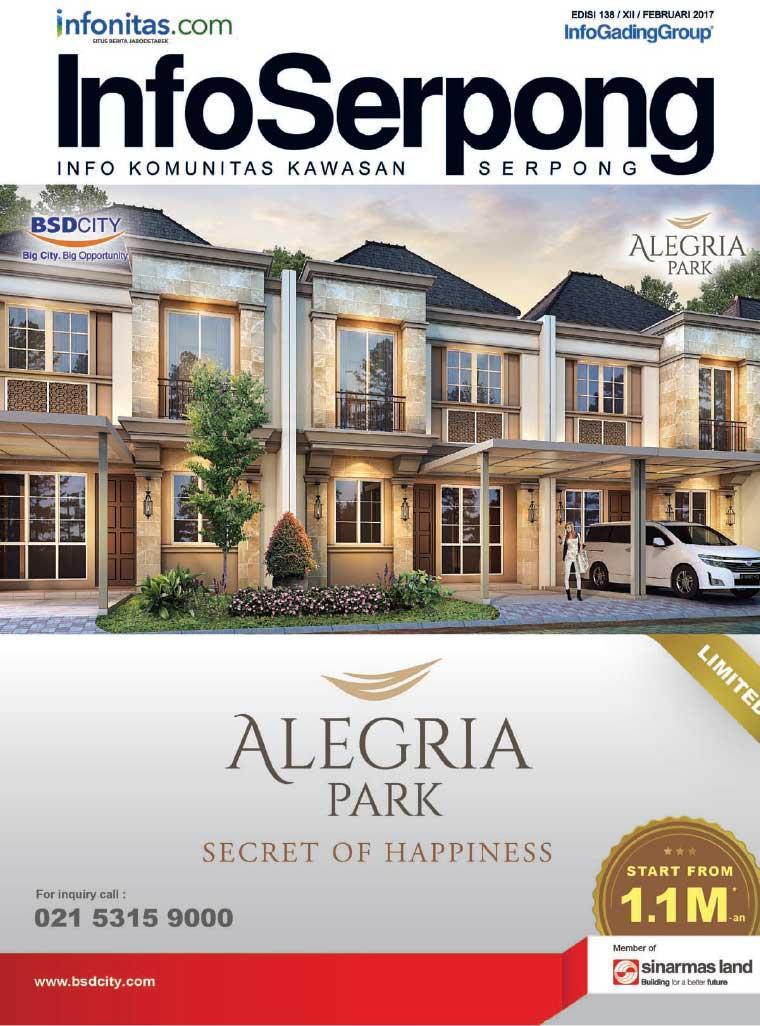 Majalah Digital InfoSerpong Februari 2017