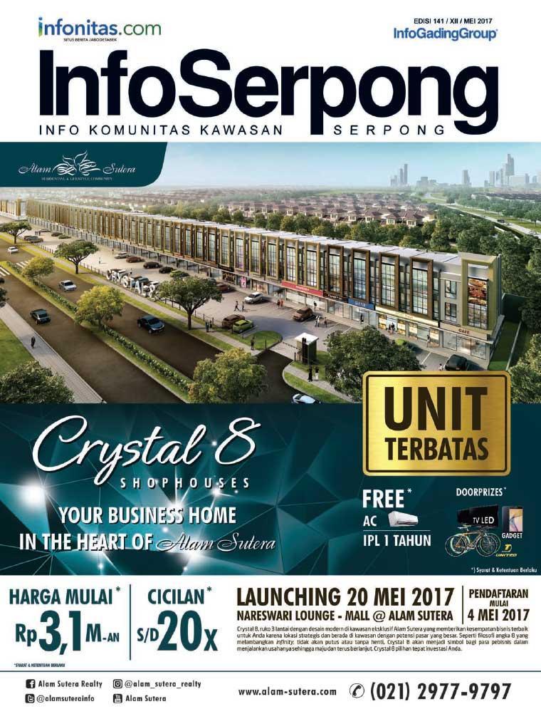 Majalah Digital InfoSerpong Mei 2017