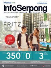 Cover Majalah InfoSerpong Juli 2017