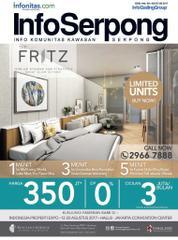 Cover Majalah InfoSerpong Agustus 2017